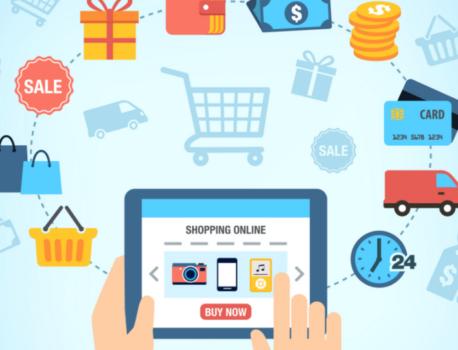 Développement de l'e-commerce dans la technologie moderne