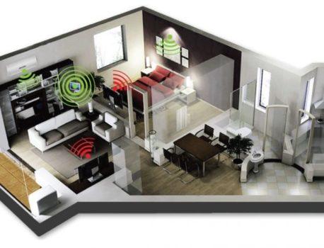 La domotique au service de la protection d'une habitation