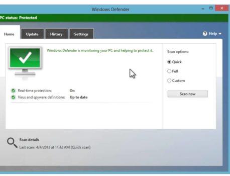Les meilleurs antivirus pour Windows