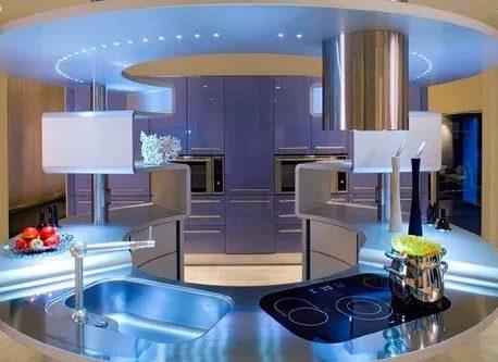 Le high-tech dans la cuisine : focus sur la déco des maisons modernes