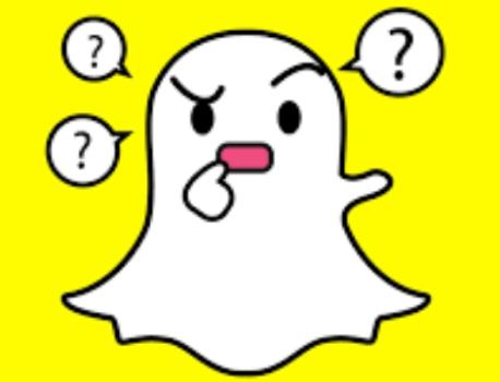 Snapchat : l'application photo préférée des internautes