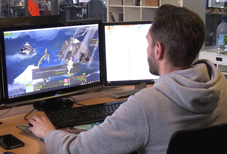 Les jeux en ligne les plus joués