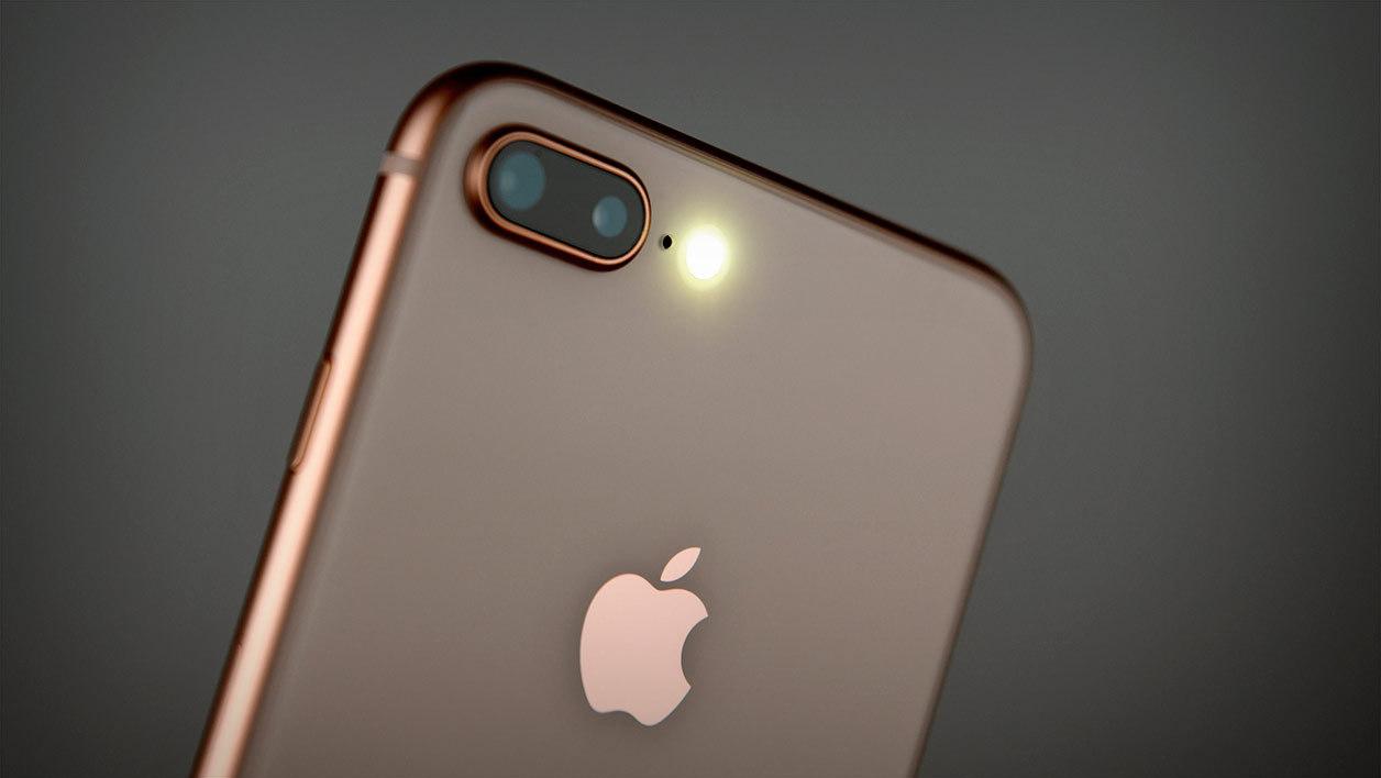 Quelles sont les caractéristiques avantageuses de l'iPhone 8 Plus ?